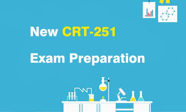 New CRT-251 Exam Preparation
