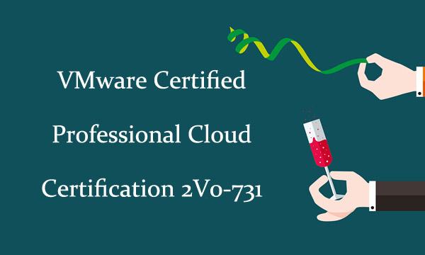 VMware Cloud 2V0-731
