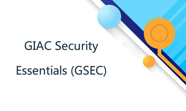 GIAC Security Essentials (GSEC) Exam