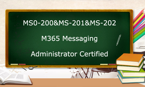 M365 Messaging Administrator Certified