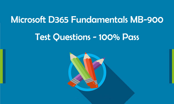 Microsoft MB-900 Test Questions Killtest