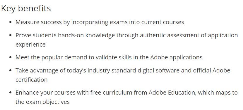 Key Benefits of ACA certification