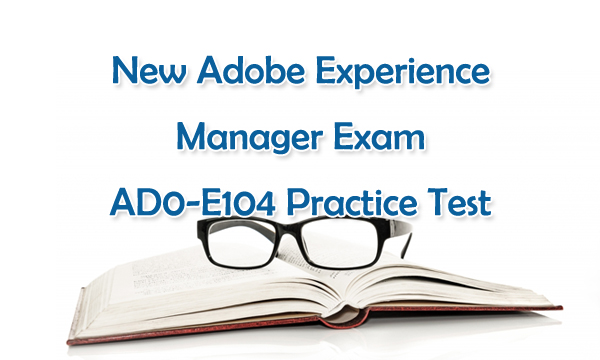 Adobe AD0-E104 Practice Test