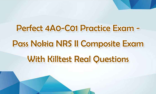 Perfect 4A0-C01 Practice Exam
