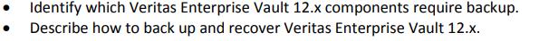 Veritas VCS-322 Exam Section 5