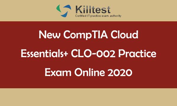 Killtest CLO-002 Practice Exam