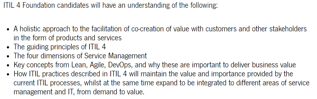 You Can Do After Getting ITIL 4 Foundation Level