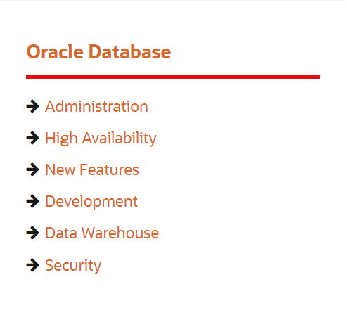 Oracle Database Certifications