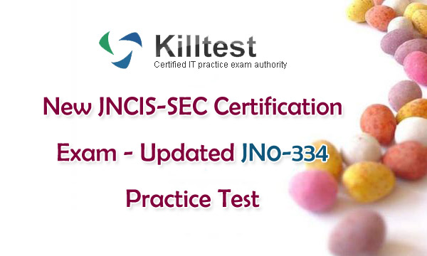 Updated JN0-334 Practice Test