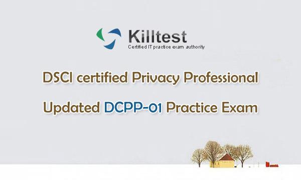 Updated DCPP-01 Practice Exam Killtest