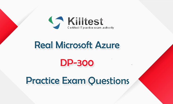 Real DP-300 Exam Questions Online