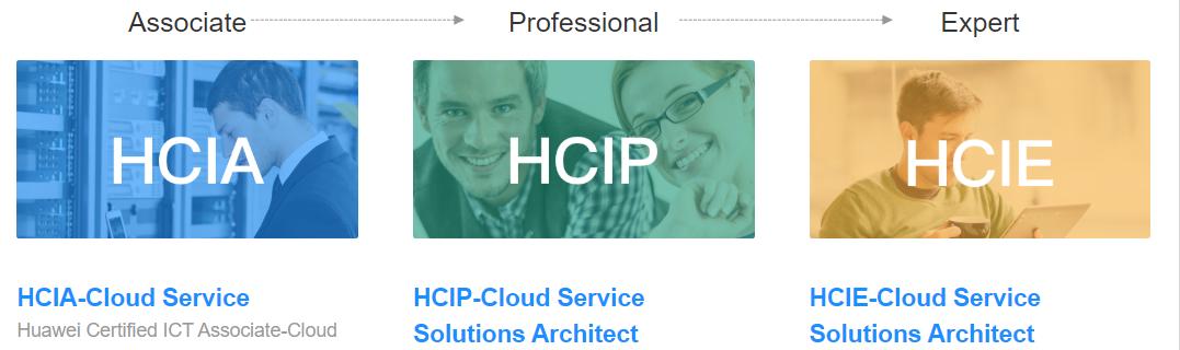 Huawei Cloud Service Certification
