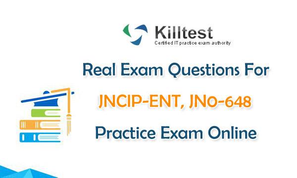 Real JN0-648 Practice Exam