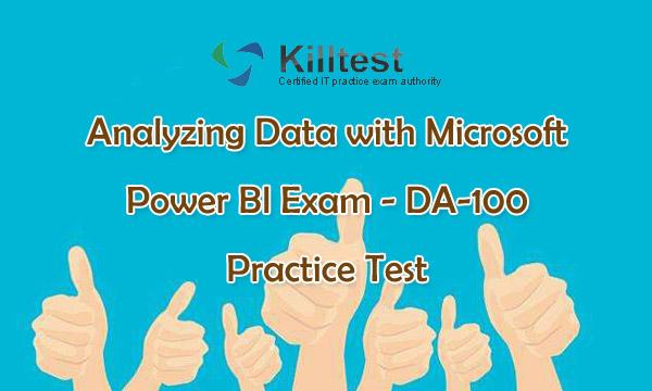 New DA-100 Practice Test