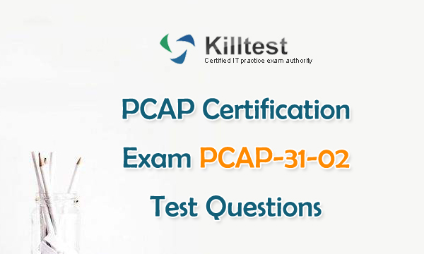 Updated PCAP-31-02 Questions