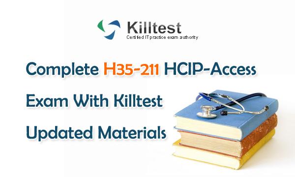 Updated H35-211-ENU Practice Questions