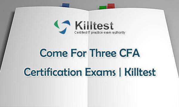 Great CFA Exams