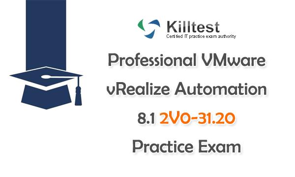 New VMware 2V0-31.20 Practice Exam