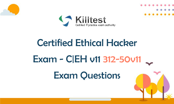New CEH V11 312-50v11 Exam Questions