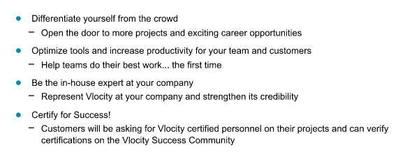 Why get Vlocity Certification?