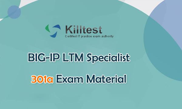 BIG-IP LTM Specialist 301a Exam Material