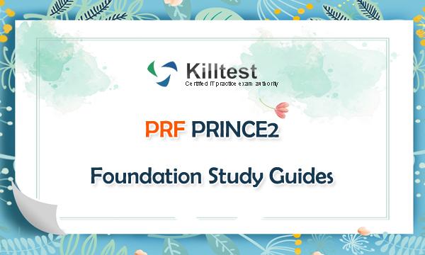PRF PRINCE2 Foundation Study Guides