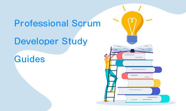 PSD Professional Scrum Developer Study Guides