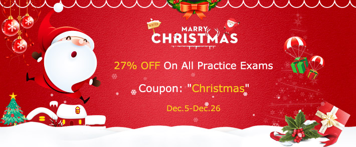 27% Off For Celebrate Christmas