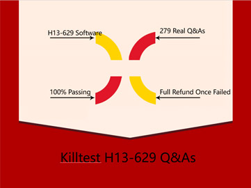 Killtest H13-629 Exam Questions
