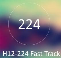 HCNP-R&S H12-224 Fast Track Exam