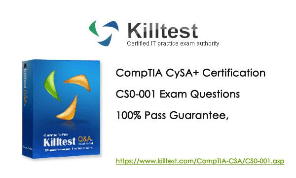 CS0-001 Practice Exam