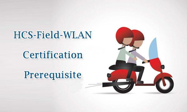 HCS-Field-WLAN Certification Prerequisite