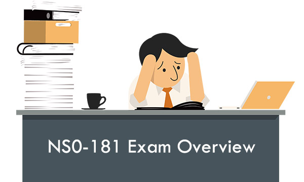 NS0-181 Exam Overview
