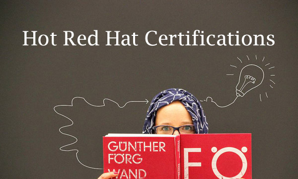 Hot Red Hat Certification Exams