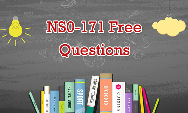 NS0-171 Free Questions